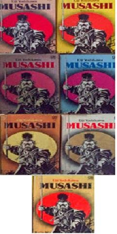 Novel Musashi Bekas