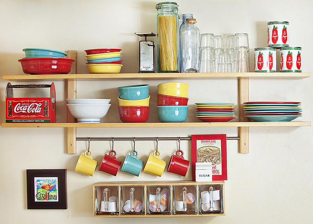 shelving for small spaces 1