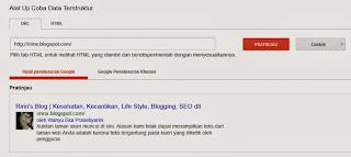 Cara Agar Foto Admin Blog Muncul di Google
