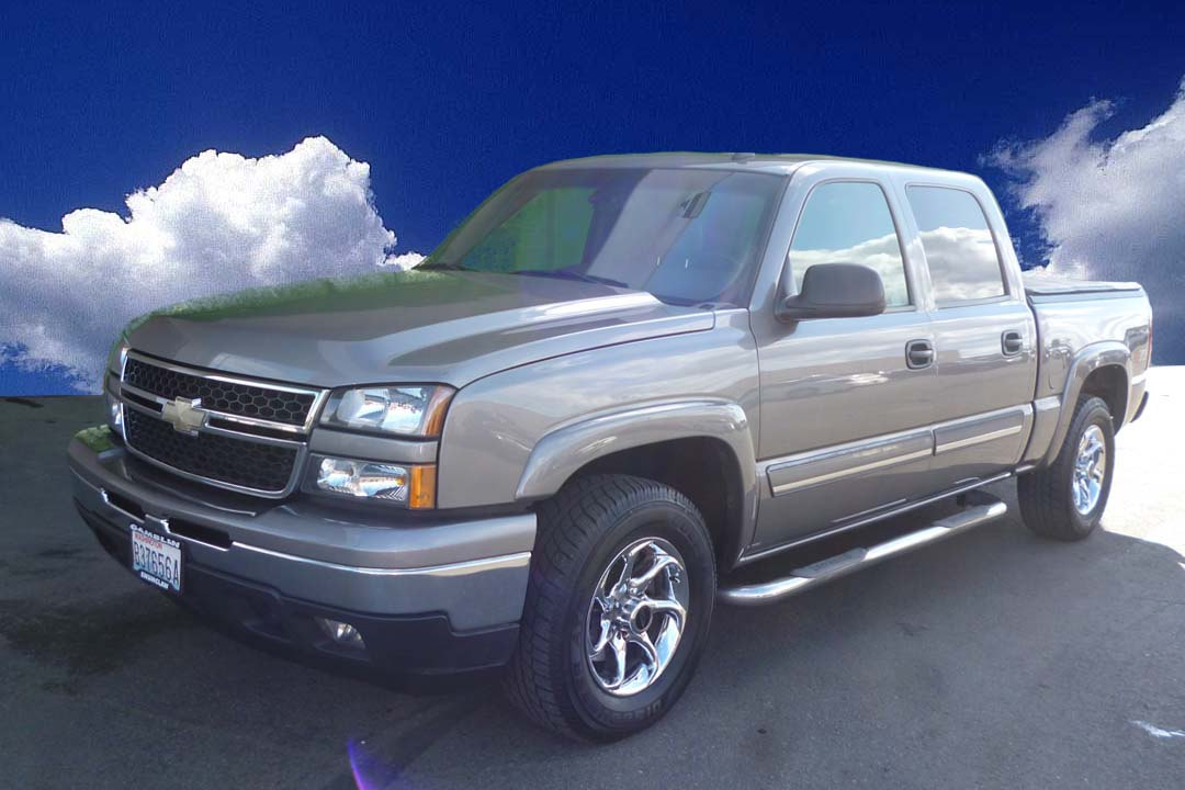 gamblin motors 2006 chevrolet silverado 1500 pewter. Cars Review. Best American Auto & Cars Review