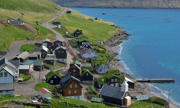 Nord europa le isole faroe for Case in vendita norvegia