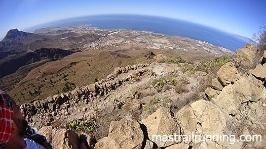 Costa de Callao Salvaje Tenerife Barranco Infierno