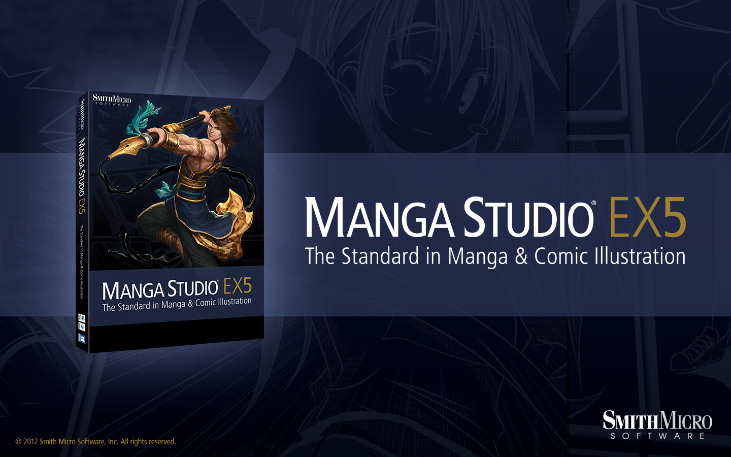 Manga Studio 5 EX Free - Downloader + Crack