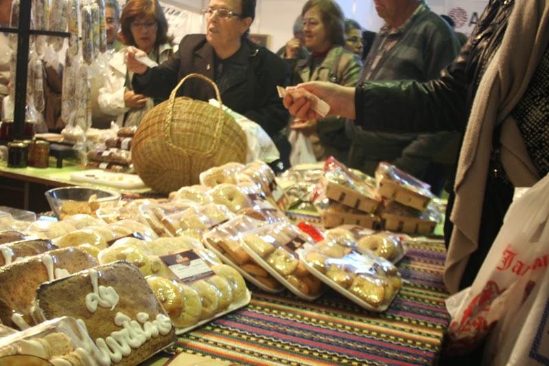 Productos tipicos de la Alpujarra y la costa tropical