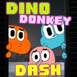 friv.com Dino Donkey Dash game