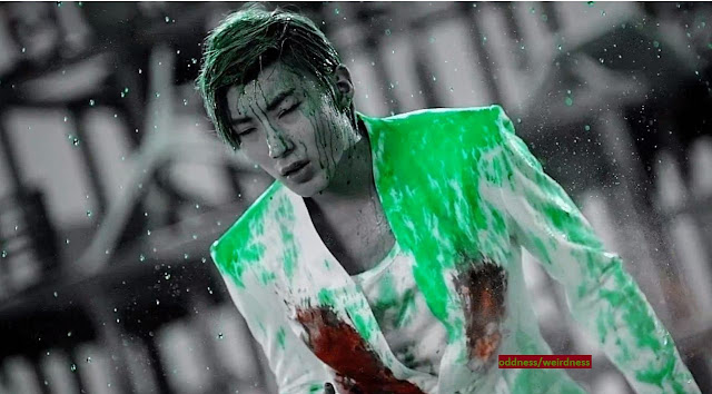 Video of the Day: B.A.P's Rain Sound.