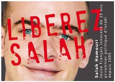 Libérez Salah ! dans GAZA - PALESTINE 49076497