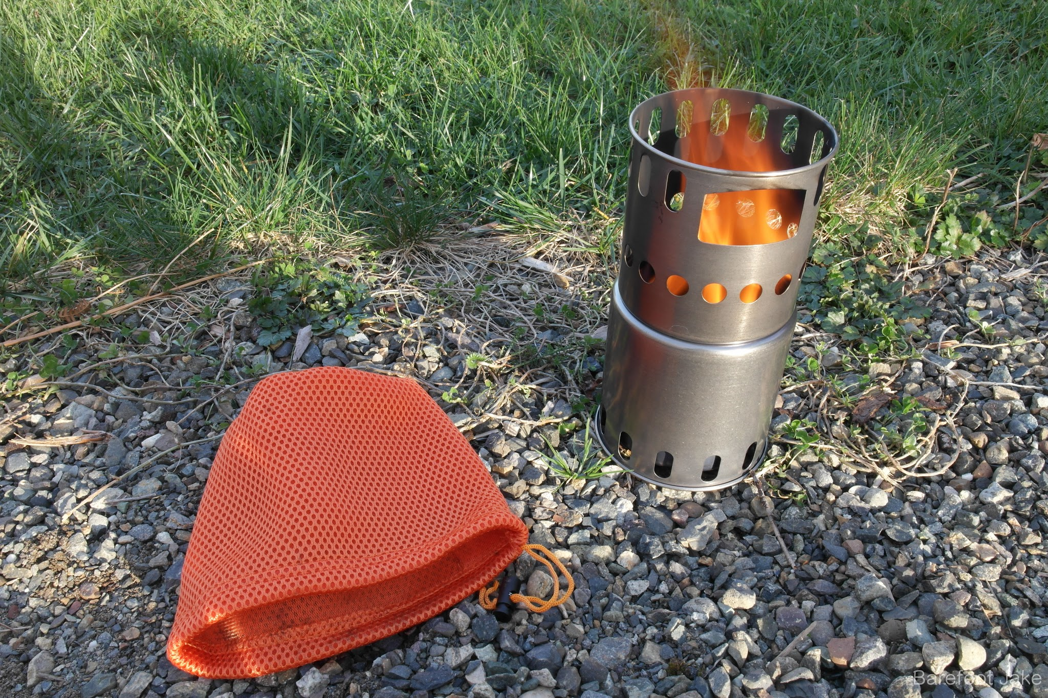 toaks wood stove review