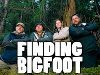 Finding Bigfoot picture