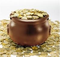Altın Küpü, Çil Çil Altın Paralar, Hazine