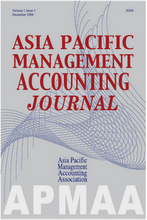 Journal of islamic accounting and business research