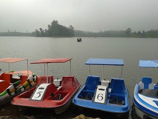 danau patengang