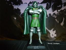 Coleção Marvel Figurine Nº 10