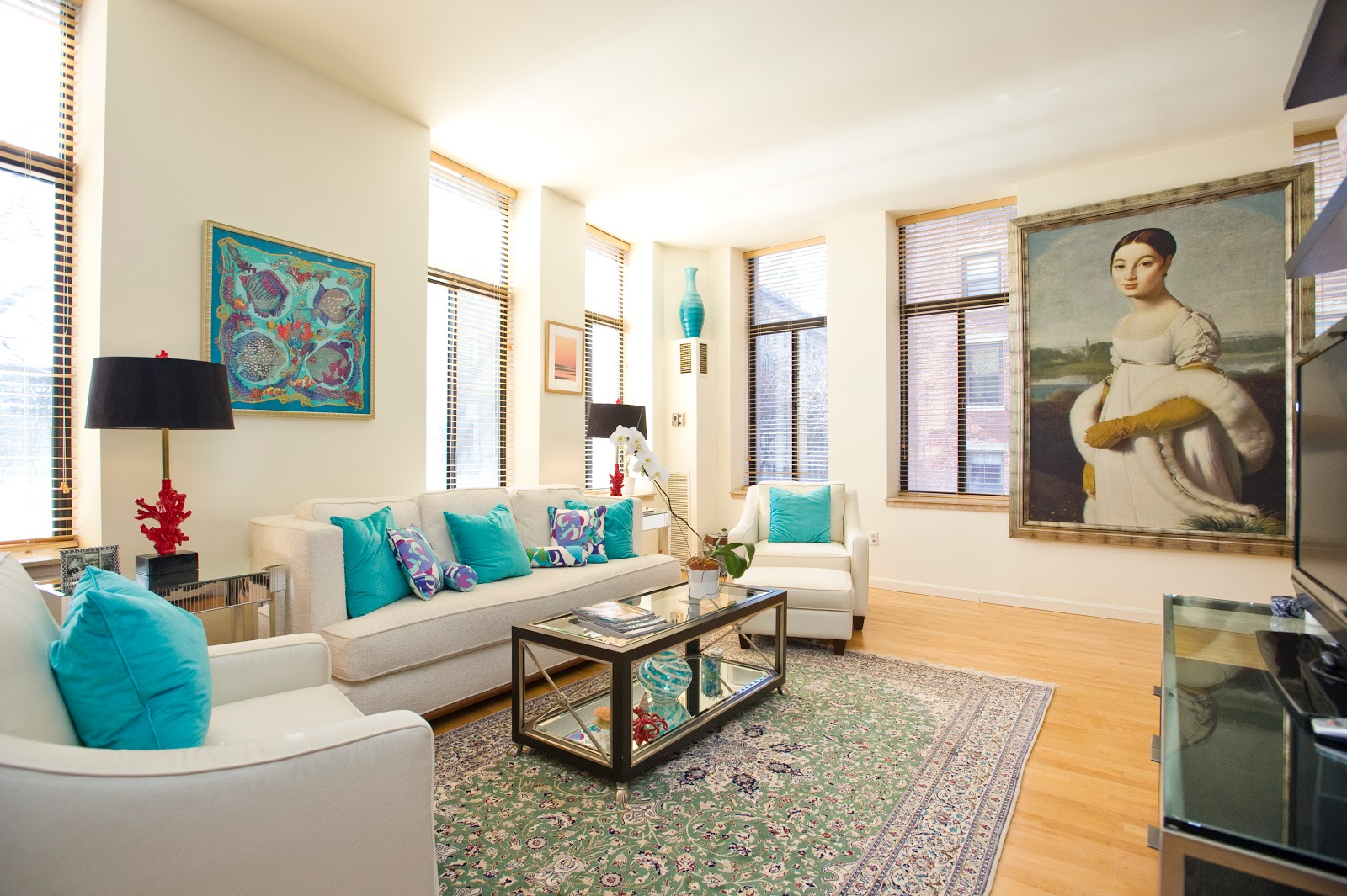 Alexandra D. Foster Destinations Perfected: Boston, Massachusetts   House  Of Turquoise Guest Blog