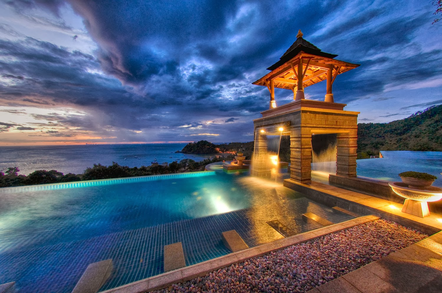 Passion for luxury pimalai resort and spa koh lanta for Design hotel krabi