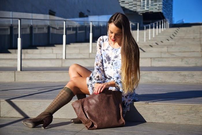 come indossare i gambaletti