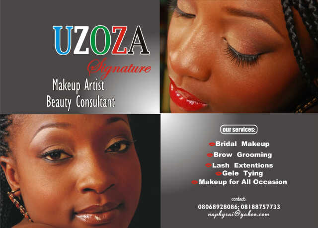 Miss <b>Nafisa Idris</b>,a frelance makeup artist,She hails from Kogi state and was ... - win360