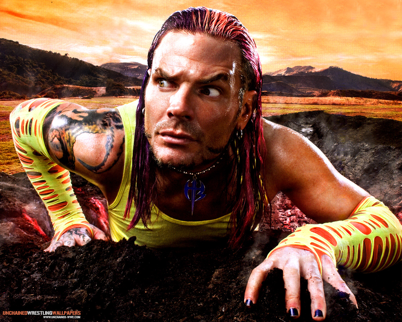 Jeff Hardy best wallpaper 2012