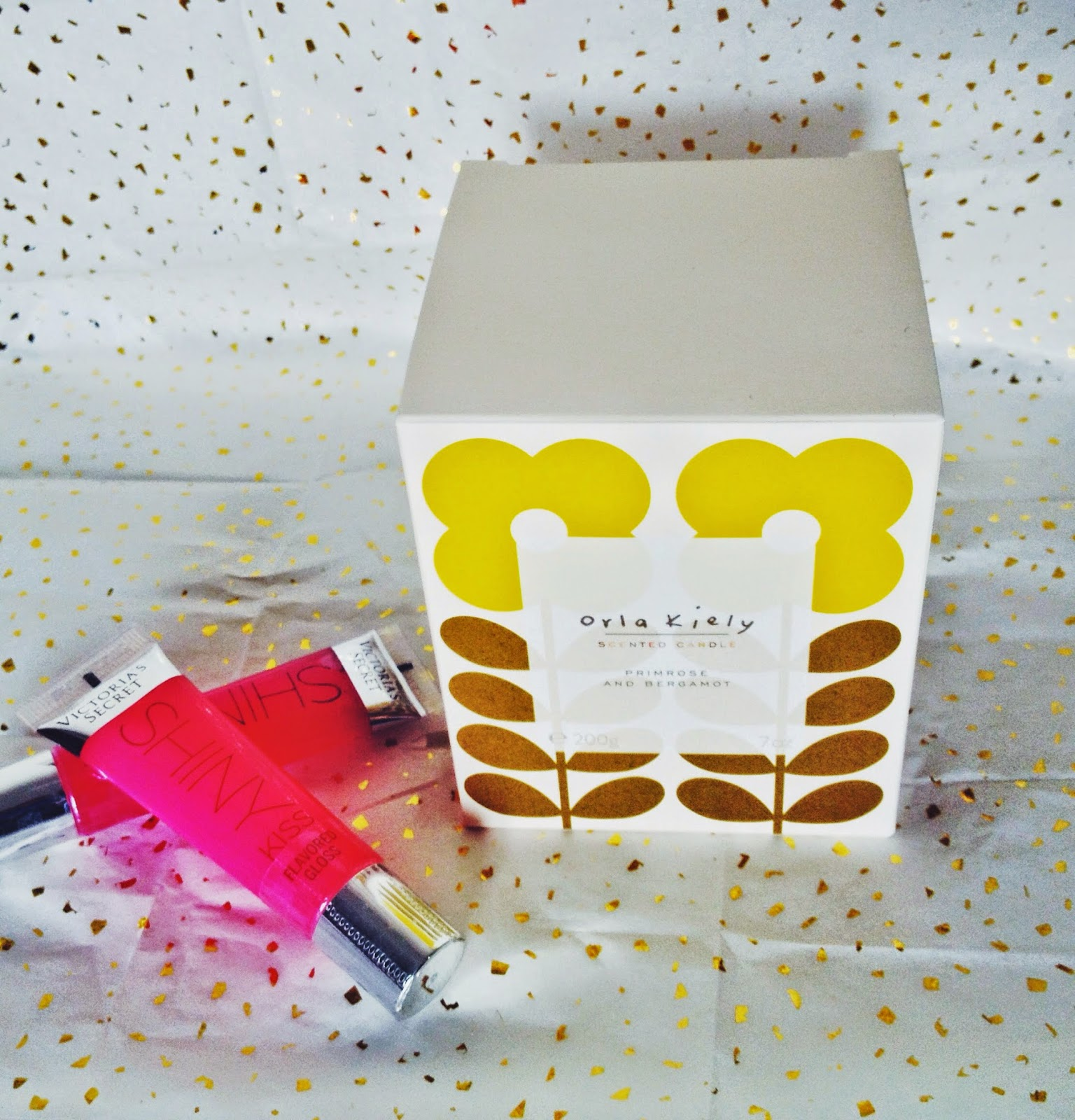 Orla Kiely Candles
