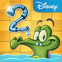 Where's My Water? 2 App iTunes App Icon Logo By Disney - FreeApps.ws