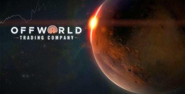 Rasakan Pengalaman Berbisnis Di Planet Mars - Offworld Trading Company