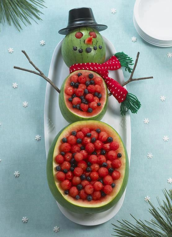Fruits Decoration Decorate Your Fruit Bowl
