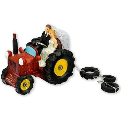 Kiwi Cakes Fun Tractor Amp Bicycle Wedding Cake Toppers Just Arrived