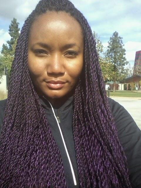 Purple Senegalese Twist | www.pixshark.com - Images ...
