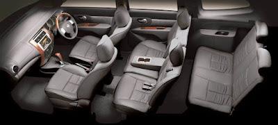 Interior Nissan Grand Livina, Mobil yang Nyaman untuk Keluarga