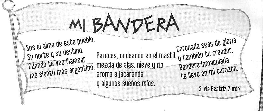 Poema Para La Bandera De Mexico