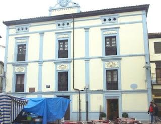 Grado, casa de los Fernández de Miranda