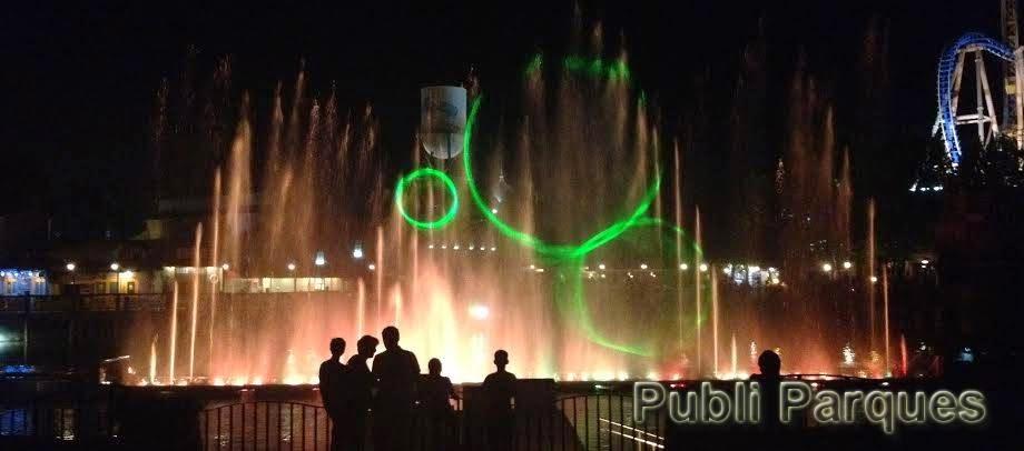 Hollywood Fantasy en Parque Warner Madrid
