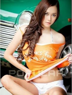 Sekian informasi kami tentang Foto Hot Aura Kasih di Majalah Popular