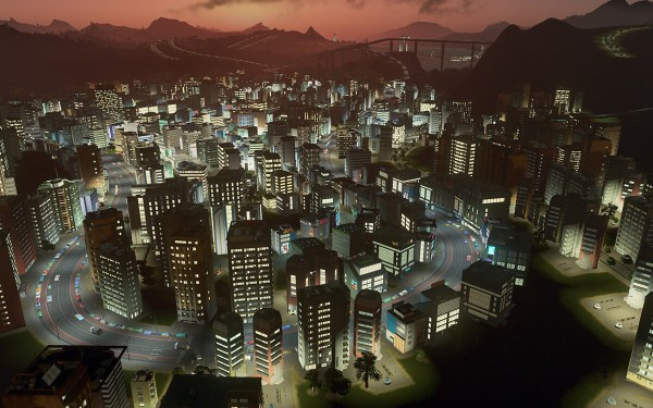 Cities: Skylines – After Dark