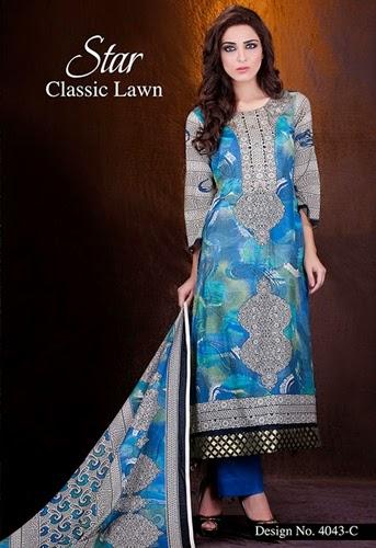 Star Classic Lawn 2014 Vol-03