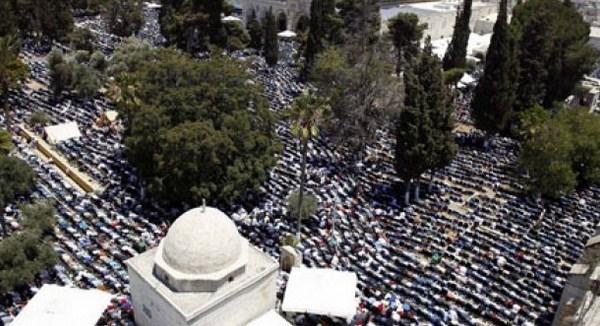 Persatuan Ulama Muslimin Dunia: Al-Aqsha Barometer Kekuatan Umat!