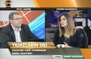 hande-kazanova-tıkırtı-gazetesi-kanal24-izle