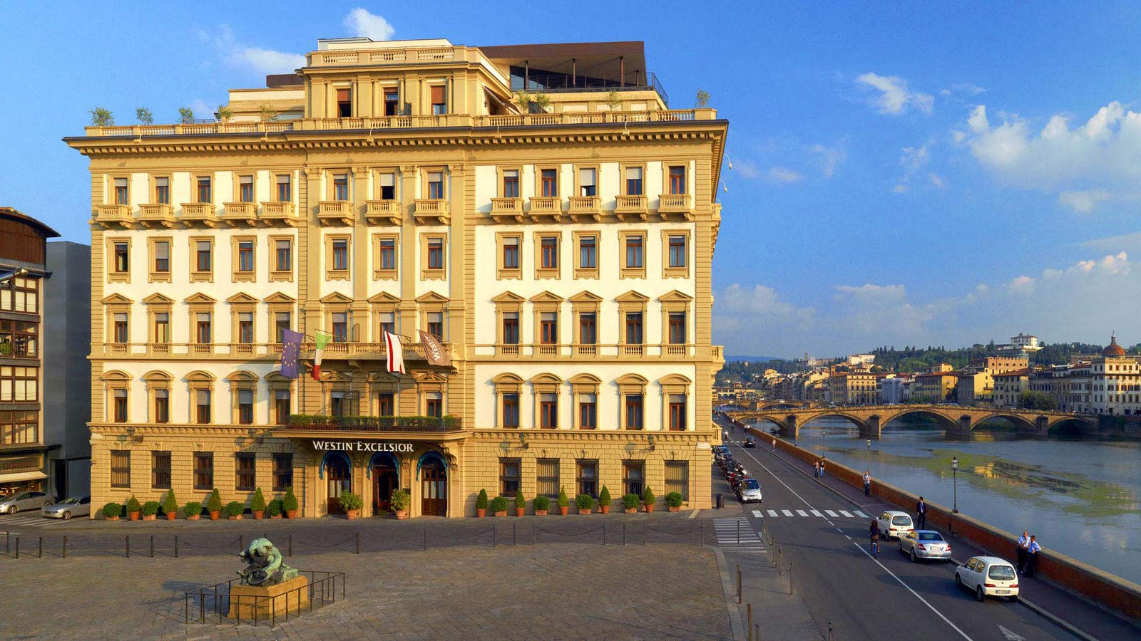 Westin Excelsior Hotel Florence, Italy