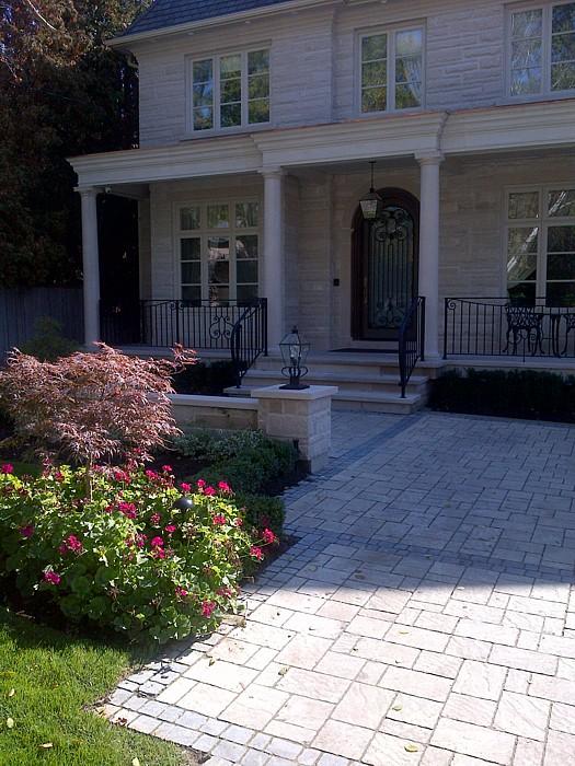 landscape designer front yard ideas