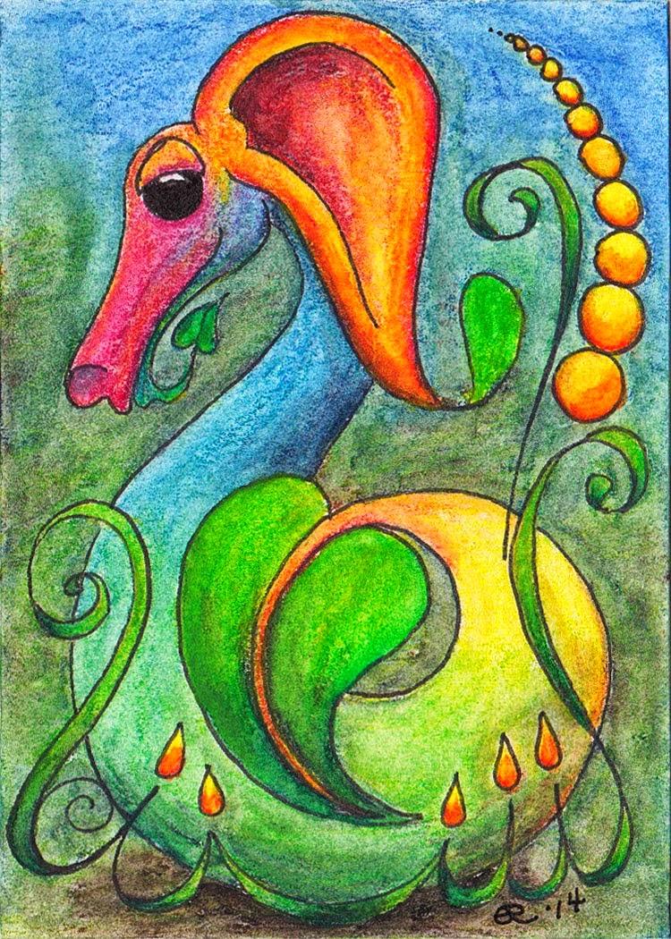 Theta's Art