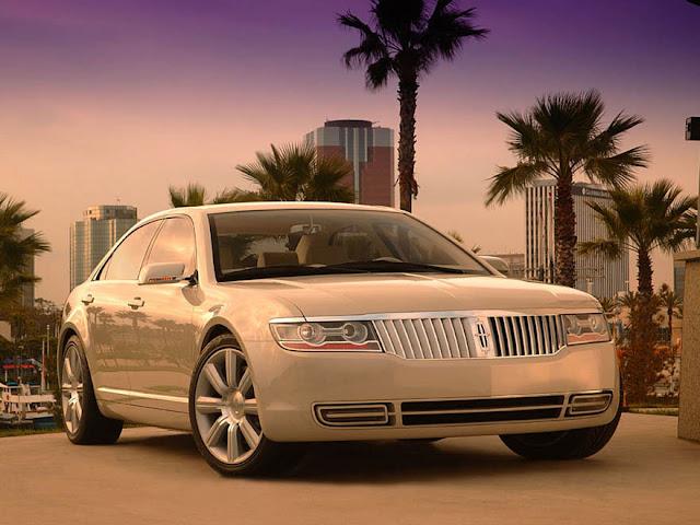 Lincoln MKZ | リンカーン MKZ [ゼファー] 初代(2006-2012)