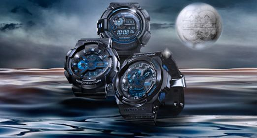 Casio G-Shock 30th Anniversary Limited Models