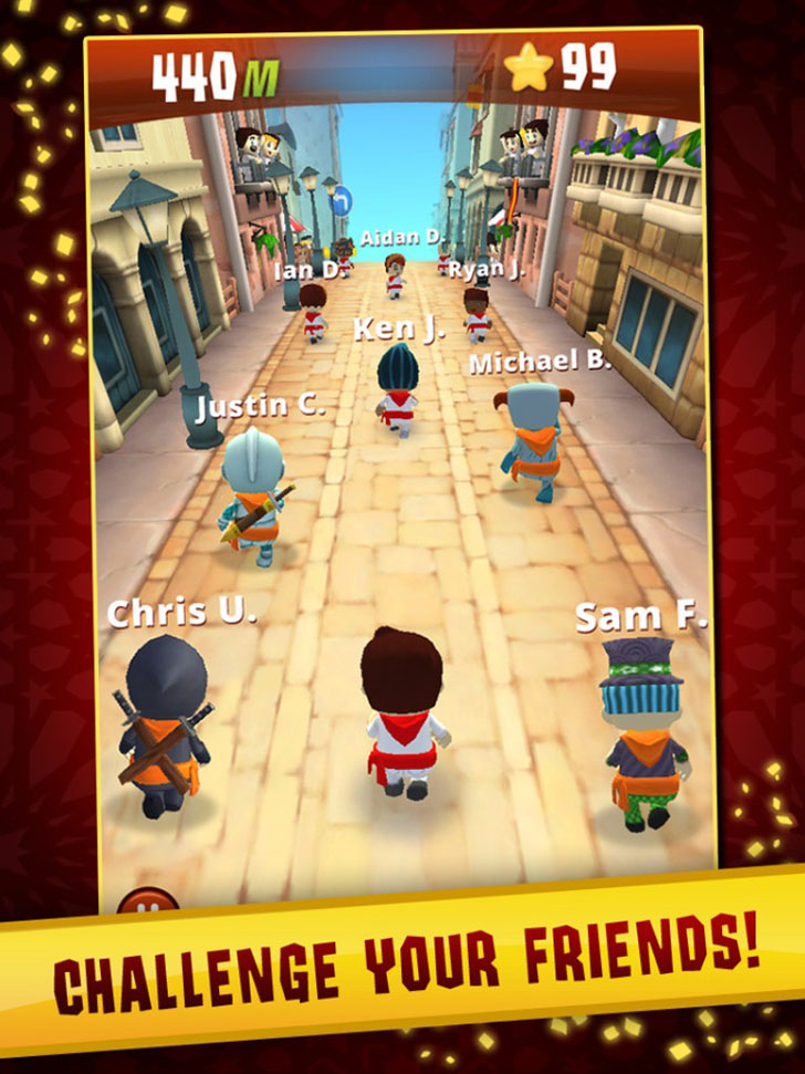 Running With Friends App By Zynga Inc - FreeApps.ws