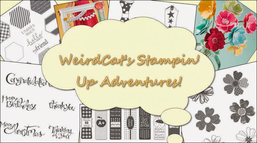 WeirdCat's Stampin' Up Adventure
