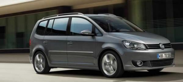 Nueva Volkswagen Touran 2014