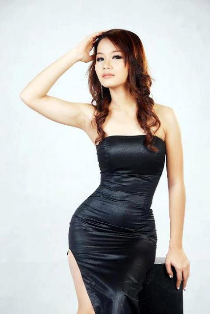 myanmar sexiest model