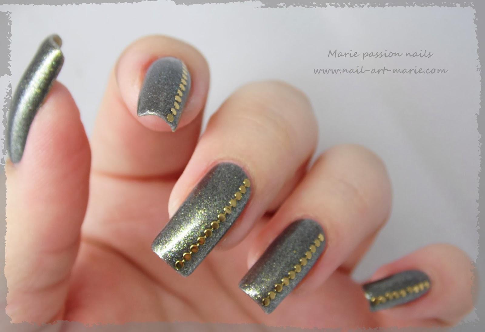 Nail art simple et chic joy studio design gallery best design - Nail art discret ...