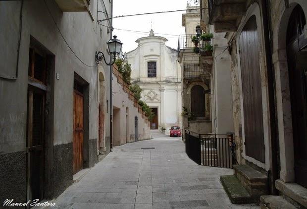 Pennapiedimonte, chiesa dei Santi Silvestro e Rocco