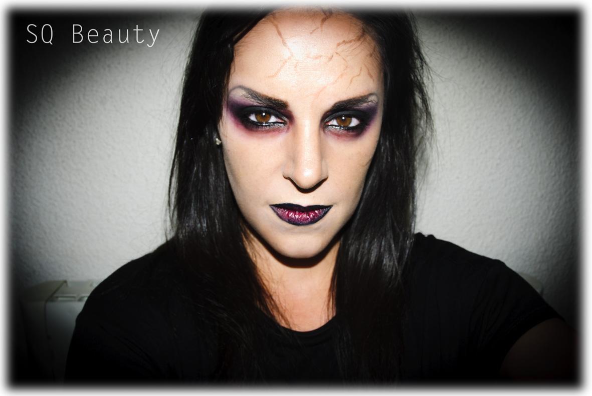Maquillaje Bruja Mala Top Maquillaje De Bruja Para Nia With