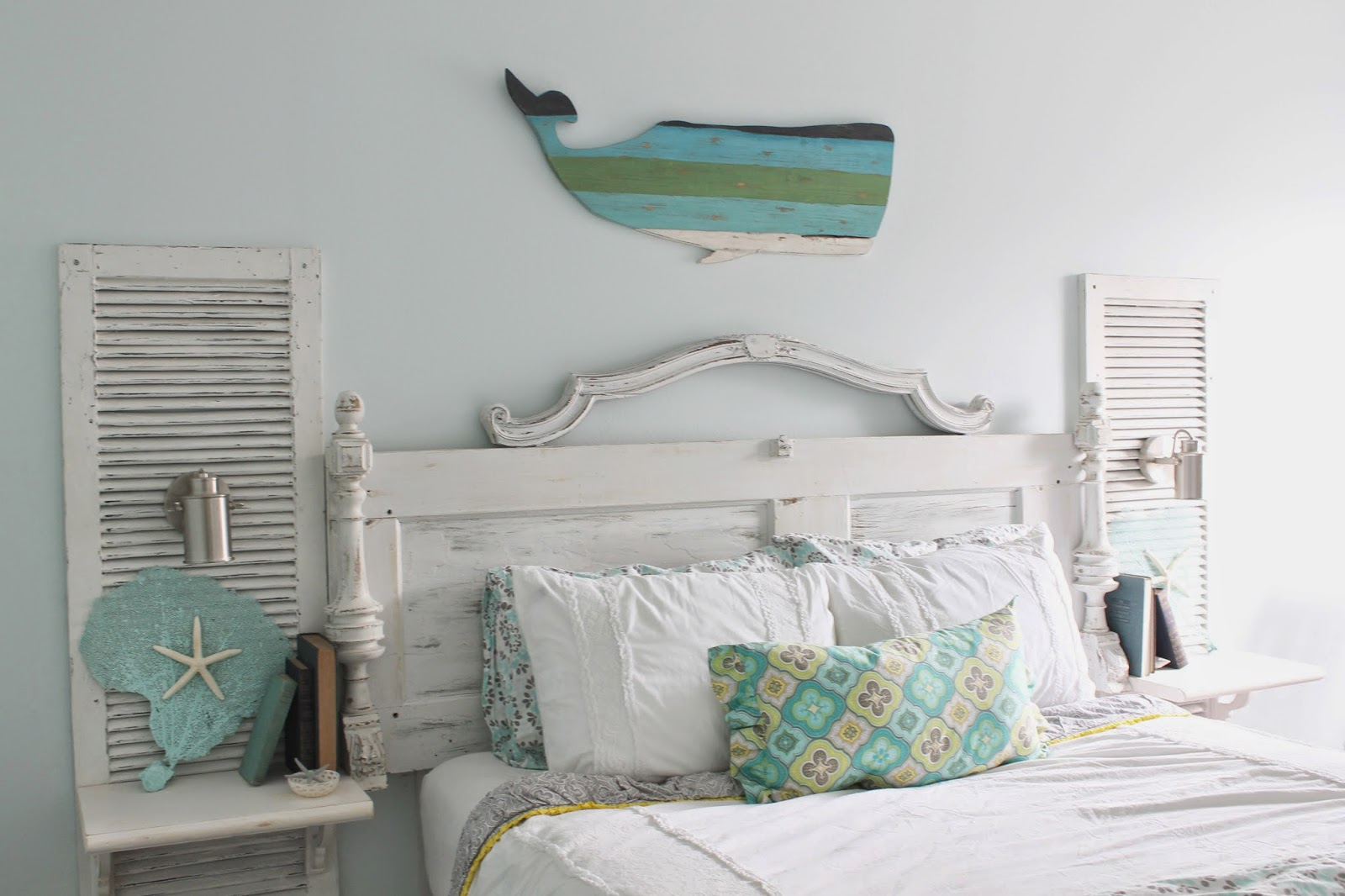 The Ragged Wren Shabby Beach Bedroom